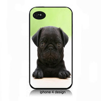 Puppy iphone 4 case, Iphone case, Iphone 4s case, Iphone 4 cover, i phone case, i phone 4s case