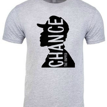 Chance the Rapper T-Shirt  | Lisa Jaye Art Designs