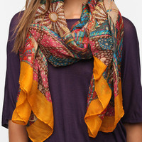 Urban Outfitters - Medallion Scarf