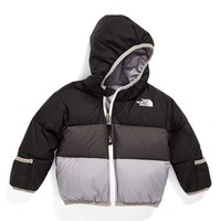 The North Face Infant Boy's 'Moondoggy' Reversible Down Jacket,
