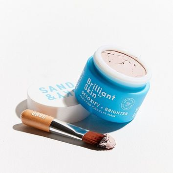 Sand&Sky Australian Pink Clay Face Mask | Urban Outfitters
