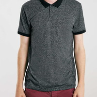 Grey Slim Fit Polo - New In - New In