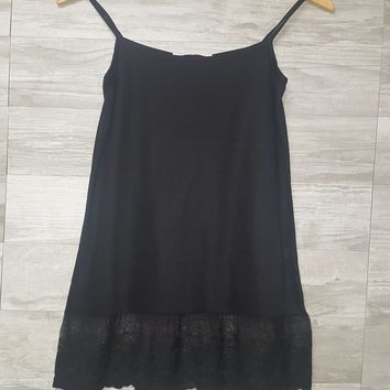 Full Dress Slip in Black