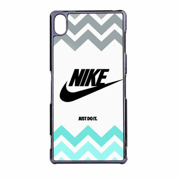 Nike Just Do It Chevron Sony Xperia Z3 Case