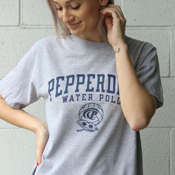 """Pepperdine Water Polo"" Vintage Tee"