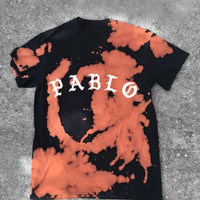 Pablo bleached tee