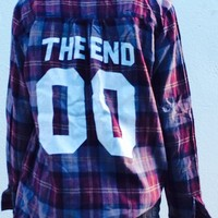 WYLIE THE END 00 FLANNEL