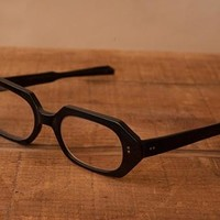 Octagon Frame Glasses