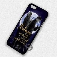 Pirate and Lost Girl Captain Hook Emma Once Upon A Time - iPhone 7 6 5 SE Cases & Covers