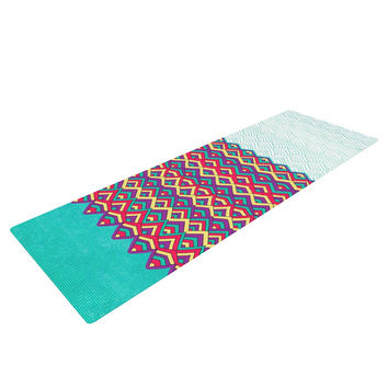 "Pom Graphic Design ""Horizons"" Yoga Mat"