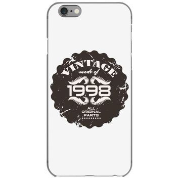 vintage made of 1998 all original parts iPhone 6/6s Case