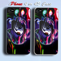 Chamsa Fullcolor Custom iPhone 4 or 4S Case Cover