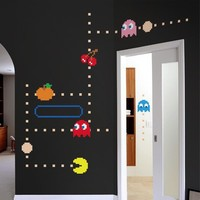 Blik Wall Decals: Pac-Man Ghost