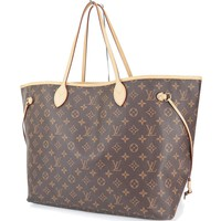 Tagre™ Authentic LOUIS VUITTON Neverfull GM Monogram Tote Bag Purse #19277
