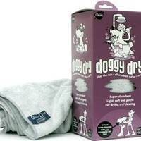 Doggy Dry Towel - Quick Drying Dog Towel | ECOutlet