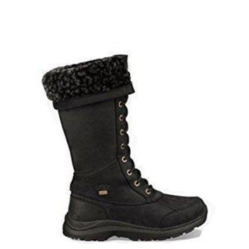 ICIK1IN Ugg Women's Adirondack Tall lll Leopard UGG boots women waterproof