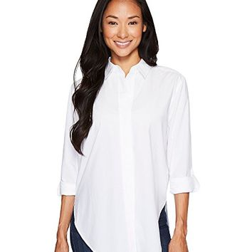 NYDJ Wide Placket Shirt