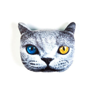 "SHARK CAT 12"" PLUSH PILLOW – golfwang"