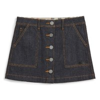 Burberry Sarie Denim Skirt (Little Girls & Big Girls) | Nordstrom