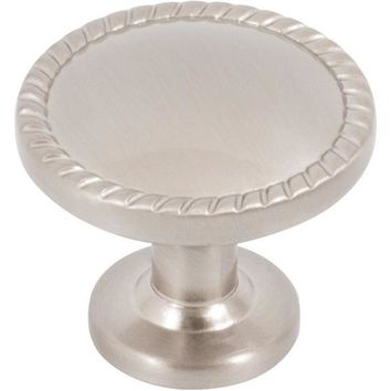 Sable Rope Cabinet Knob