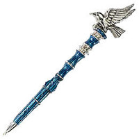 Harry Potter Hogwarts Ravenclaw House Pen: WBshop.com - The Official Online Store of Warner Bros. Studios