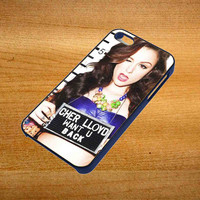 Cher Lloyd Styles For iPhone 4 / 4S Case *76*