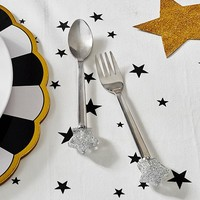 Emily & Meritt Magic Wand Utensils
