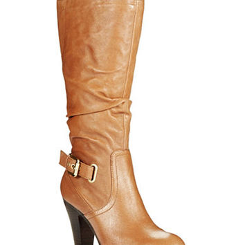 Guess Mallay Leather Boots