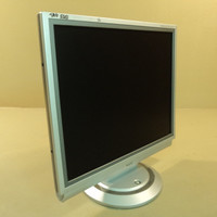 NEC LCD Color Flat Monitor Multisync 17in 12VDC 3.33A L174F4 LCD1735NXM -- Used