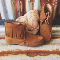 Welcome To My Tribe Moccs