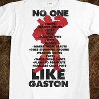 No One Like Gaston - Movie Madness