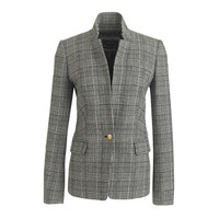 J.Crew Womens Regent Blazer In Glen Plaid