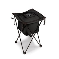 Oakland Raiders - Sidekick Portable Standing Beverage Cooler (Black)