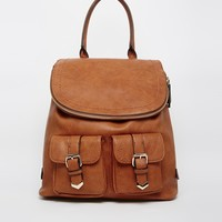 ALDO Nosis Backpack with Buckle Detail