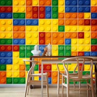 Bricks Wall Tiles Stickers