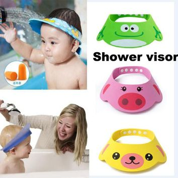 Shower Visor for Babies