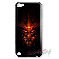 Diablo 3 Fiery iPod Touch 5 Case | casefantasy