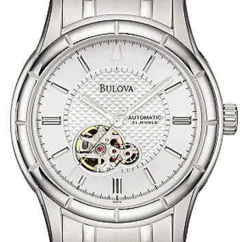 Bulova Men's Automatic BVA Series 115 Watch 96A112