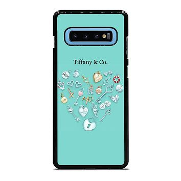 TIFFANY AND CO LOVE Samsung Galaxy Case Cover