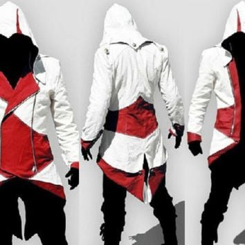 Assassins Creed Jacket Costume