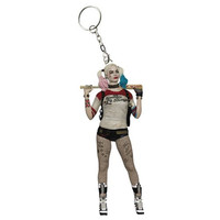 Suicide Squad Harley Quinn Version 1 Key Chain