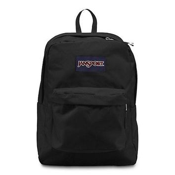Jansport - Superbreak Black Backpack