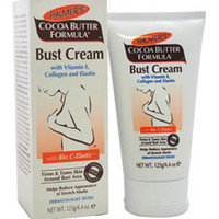 Cocoa Butter Formula Bust Cream With Vitamin E Collagen And Elastin Cream Palmer's