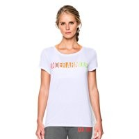 Under Armour Women's UA Spectrum Stripe Scoop Neck