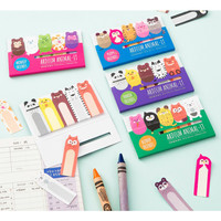 Ardium Cute animal sticky memo notes set