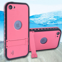 Waterproof Shockproof Dirt Snow proof Case Cover For Apple iPod Touch 5 / 6 gen