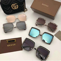 GUCCI Women'sThe new women's polarized sunglasses