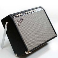 Fender 65 4x10-Inch Super Reverb Tube Combo Amp at Hello Music