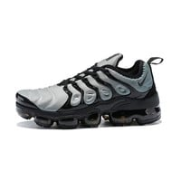 Nike VaporMax Plus TN Black Grey Sport Running Shoes - Best Online Sale