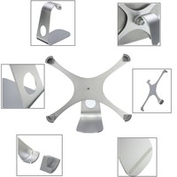 ELEGIANT 360 Degree Rotating Aluminum Alloy Table Desk Mount Stand Holder for Apple iPad 2/3/4/5
